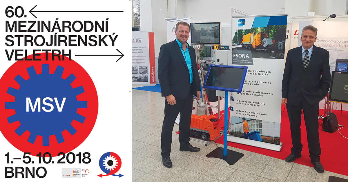 Riešenie ESONA prezentované aj v Českej republike