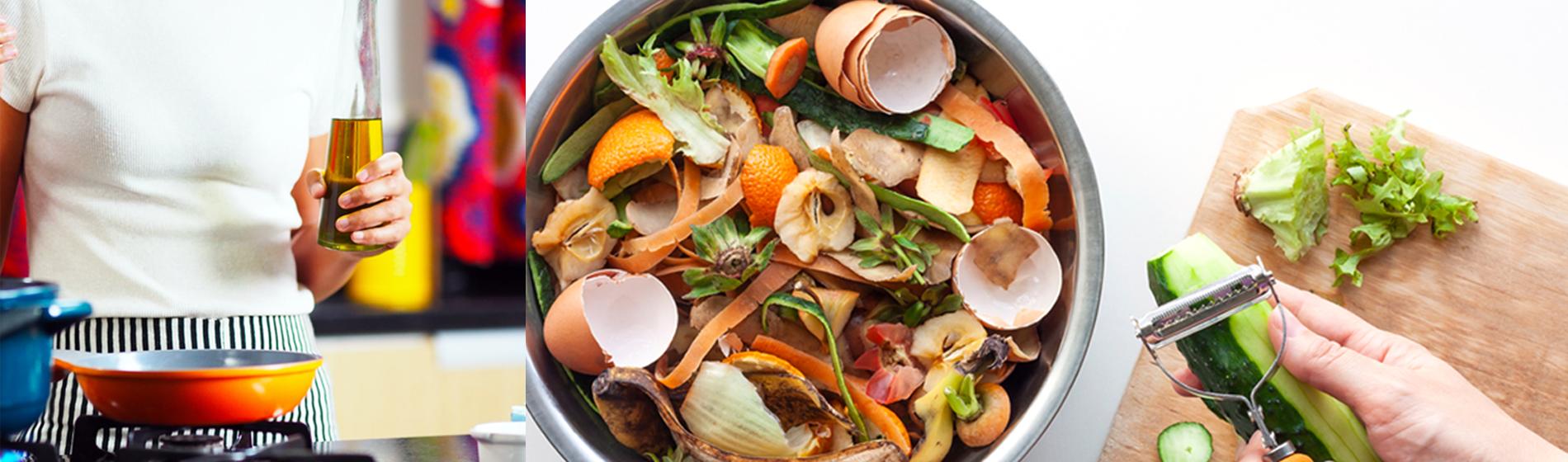 Biologický i kuchynský odpad pod kontrolou