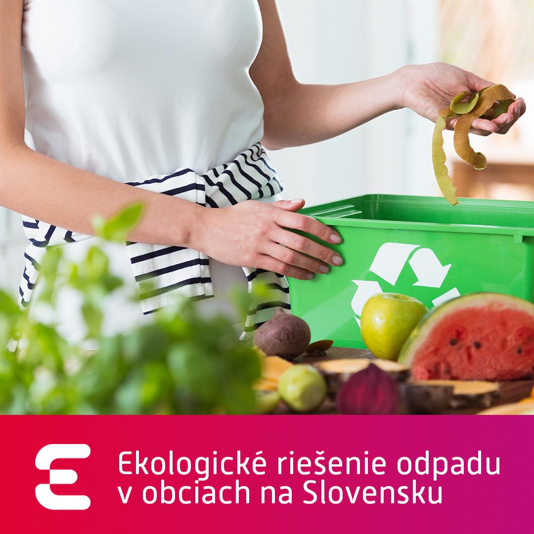 Ekologické riešenie odpadu