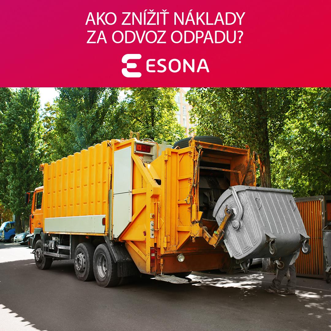 Ako znížiť náklady za odvoz odpadu?