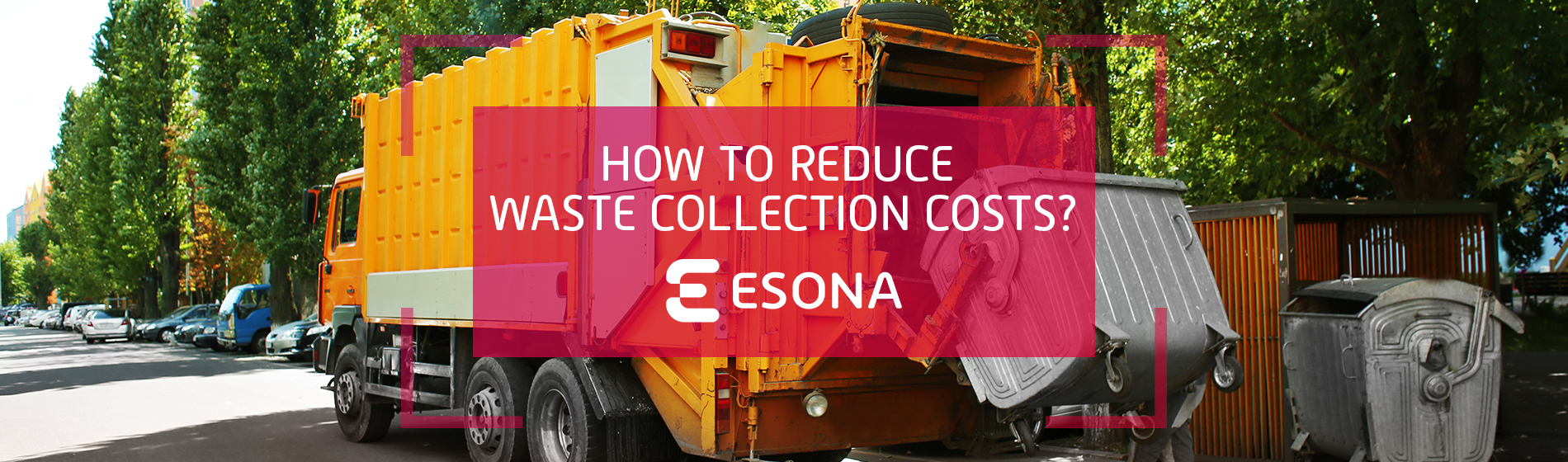How to reduce waste collection costs?