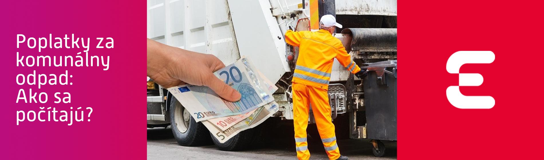 Poplatky za komunálny odpad: Ako sa počítajú?