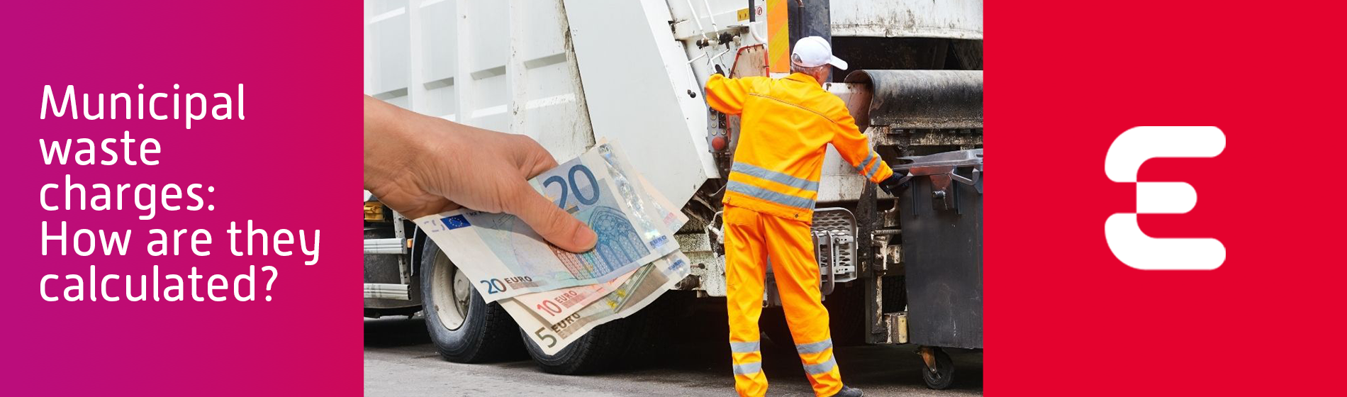 Municipal waste charges: How are they calculated?